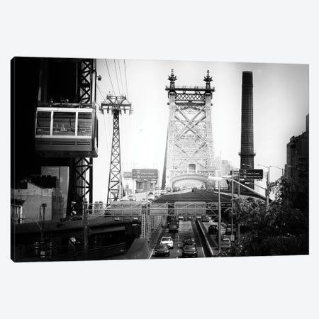 Queensboro Bridge Canvas Print #PHD1086} by Philippe Hugonnard Canvas Art