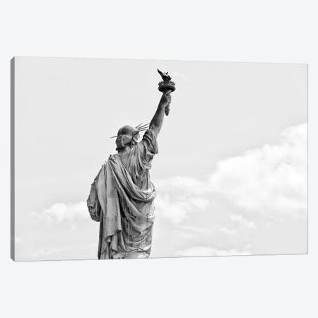 Statue Of Liberty II 3-Piece Canvas #PHD1087} by Philippe Hugonnard Canvas Wall Art