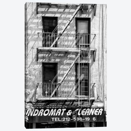 Building Facade Canvas Print #PHD1088} by Philippe Hugonnard Canvas Art Print