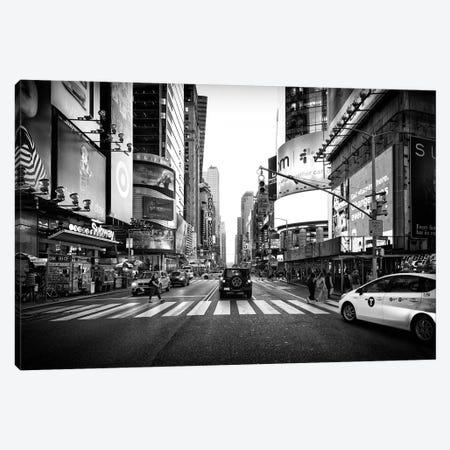 Times Square Canvas Print #PHD1094} by Philippe Hugonnard Canvas Print