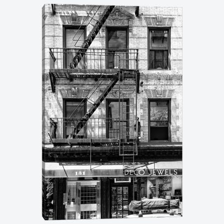 Soho Building Facade Canvas Print #PHD1096} by Philippe Hugonnard Art Print