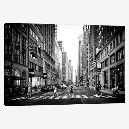 Madison Avenue Canvas Print #PHD1112} by Philippe Hugonnard Art Print