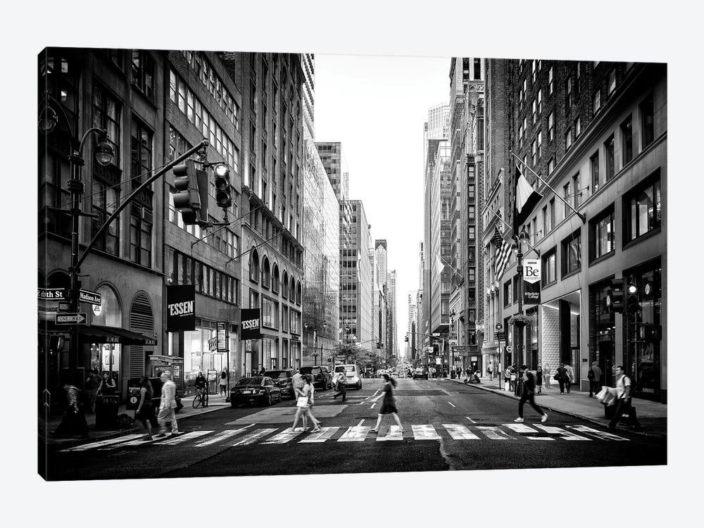 Madison Avenue by Philippe Hugonnard 1-piece Canvas Artwork
