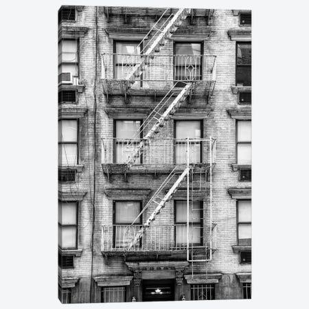 NYC Facade Canvas Print #PHD1115} by Philippe Hugonnard Canvas Art