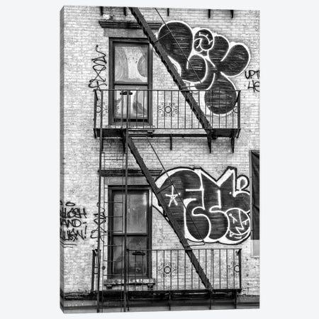 Ny Facade I Canvas Print #PHD1117} by Philippe Hugonnard Canvas Art