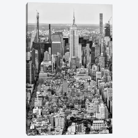 The Empire State Building Canvas Print #PHD1118} by Philippe Hugonnard Canvas Print