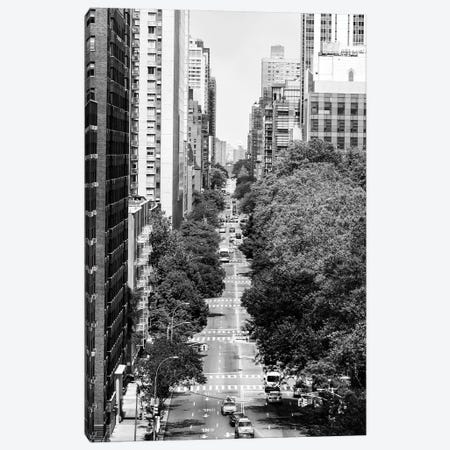 NYC Central Avenue Canvas Print #PHD1128} by Philippe Hugonnard Canvas Artwork