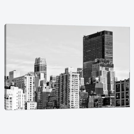 NYC Skyscrapers Canvas Print #PHD1133} by Philippe Hugonnard Art Print