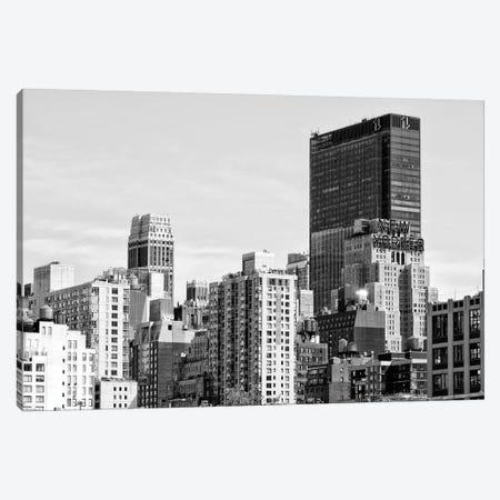 NYC Skyscrapers Canvas Print #PHD1133} by Philippe Hugonnard Art Print