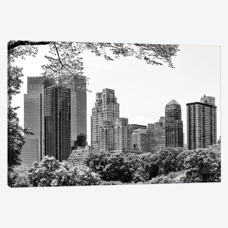 Central Park Buildings Canvas Print #PHD1137} by Philippe Hugonnard Canvas Wall Art