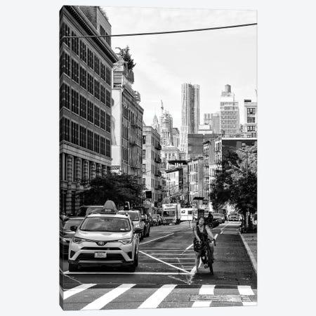 NYC Downtown Canvas Print #PHD1140} by Philippe Hugonnard Canvas Artwork