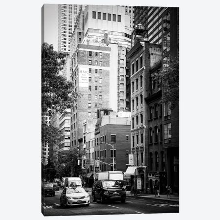 Between The Skyscrapers Canvas Print #PHD1144} by Philippe Hugonnard Canvas Art Print
