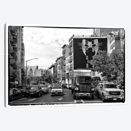 NYC Street Scene Canvas Print #PHD1161} by Philippe Hugonnard Canvas Wall Art