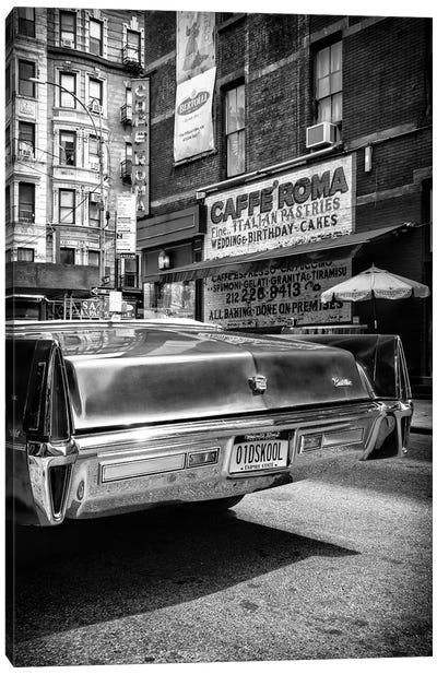 Cadillac Canvas Art Print