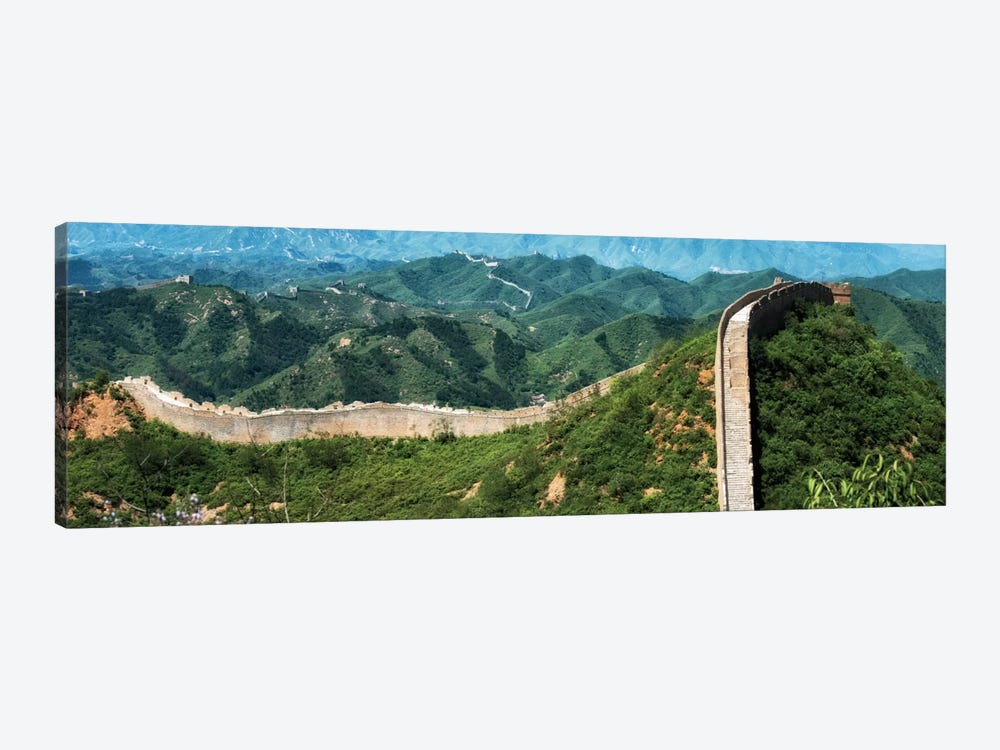 Great Wall of China I by Philippe Hugonnard 1-piece Canvas Wall Art