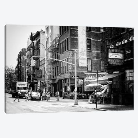 Welcome To Little Italy Canvas Print #PHD1179} by Philippe Hugonnard Canvas Art Print