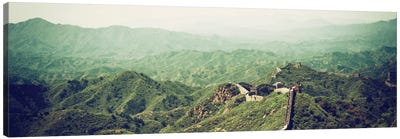 Great Wall of China II Canvas Print #PHD117