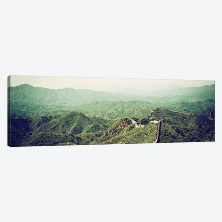 Great Wall of China II 3-Piece Canvas #PHD117} by Philippe Hugonnard Canvas Print