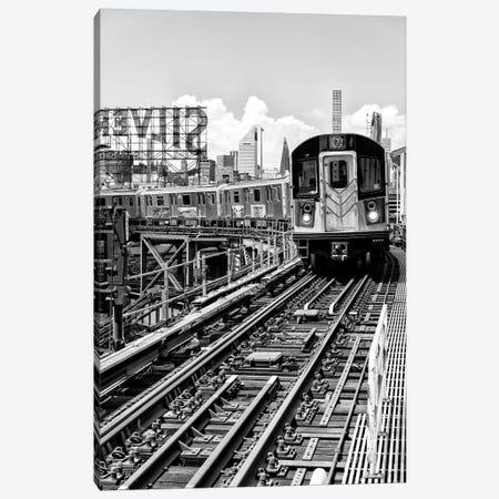 Line 7 Queens Canvas Print #PHD1180} by Philippe Hugonnard Canvas Artwork
