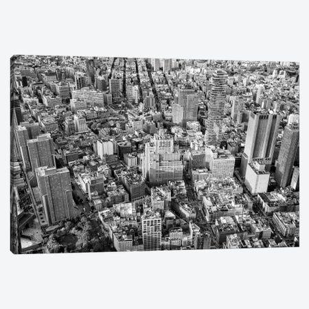New York Sky View Canvas Print #PHD1189} by Philippe Hugonnard Canvas Art