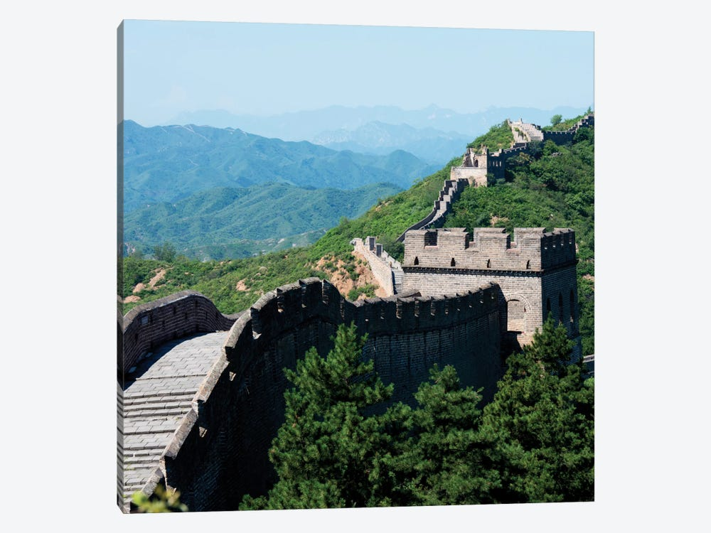 Great Wall of China III 1-piece Canvas Art