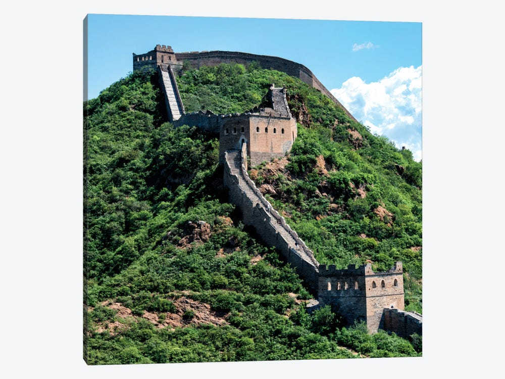 Great Wall of China IV 1-piece Art Print