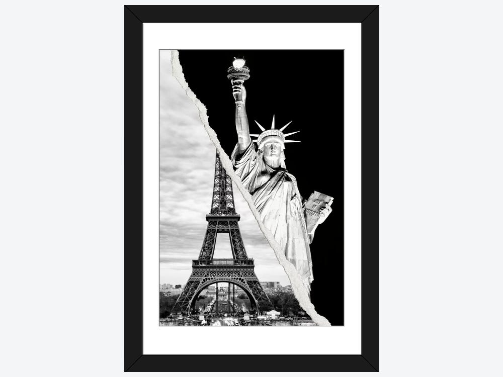 Architectural grandeur framed art print by philippe for Printing architectural drawings