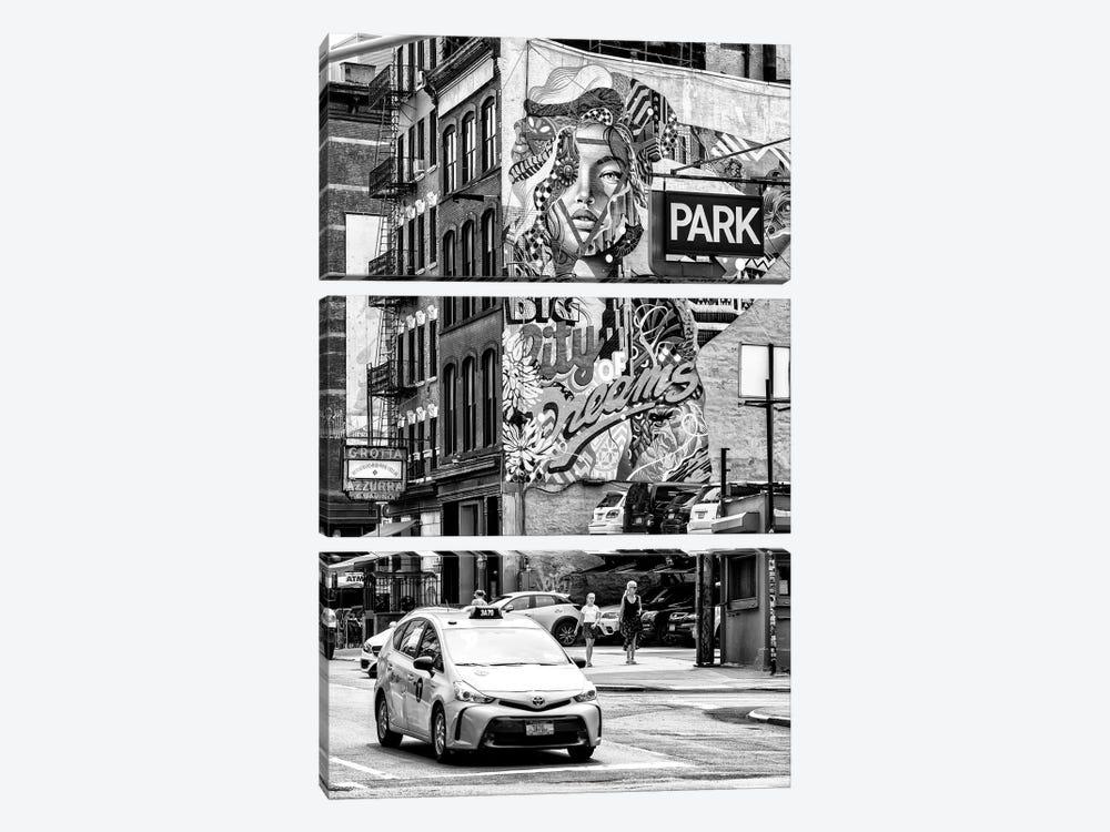 New York Dreams by Philippe Hugonnard 3-piece Canvas Print