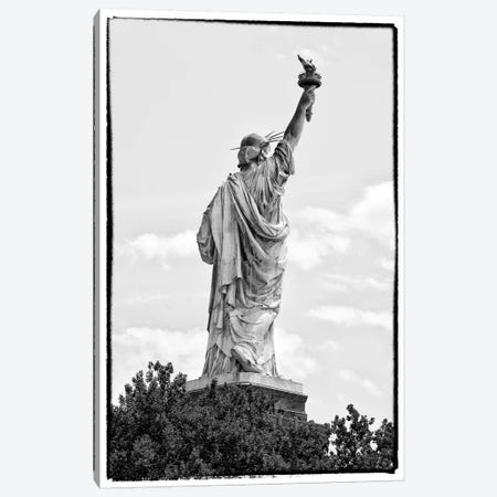 Statue Of Liberty Iii 3-Piece Canvas #PHD1206} by Philippe Hugonnard Canvas Wall Art