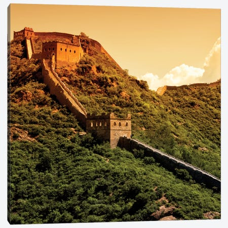 Great Wall of China V Canvas Print #PHD120} by Philippe Hugonnard Canvas Print