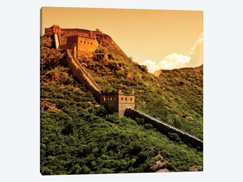 Great Wall of China V by Philippe Hugonnard 1-piece Canvas Print