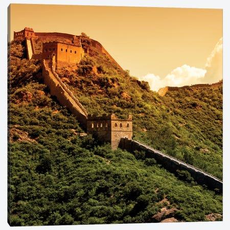 Great Wall of China V Canvas Print #PHD120} by Philippe Hugonnard Canvas Print
