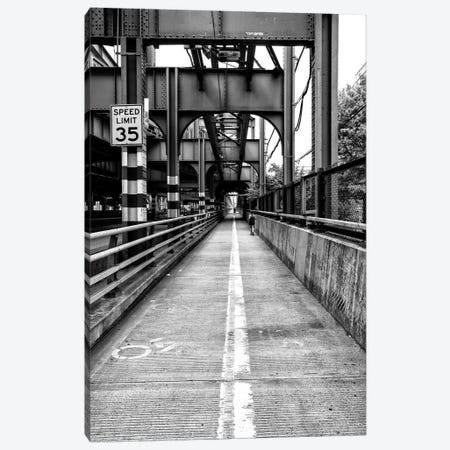 White Line Canvas Print #PHD1215} by Philippe Hugonnard Canvas Print