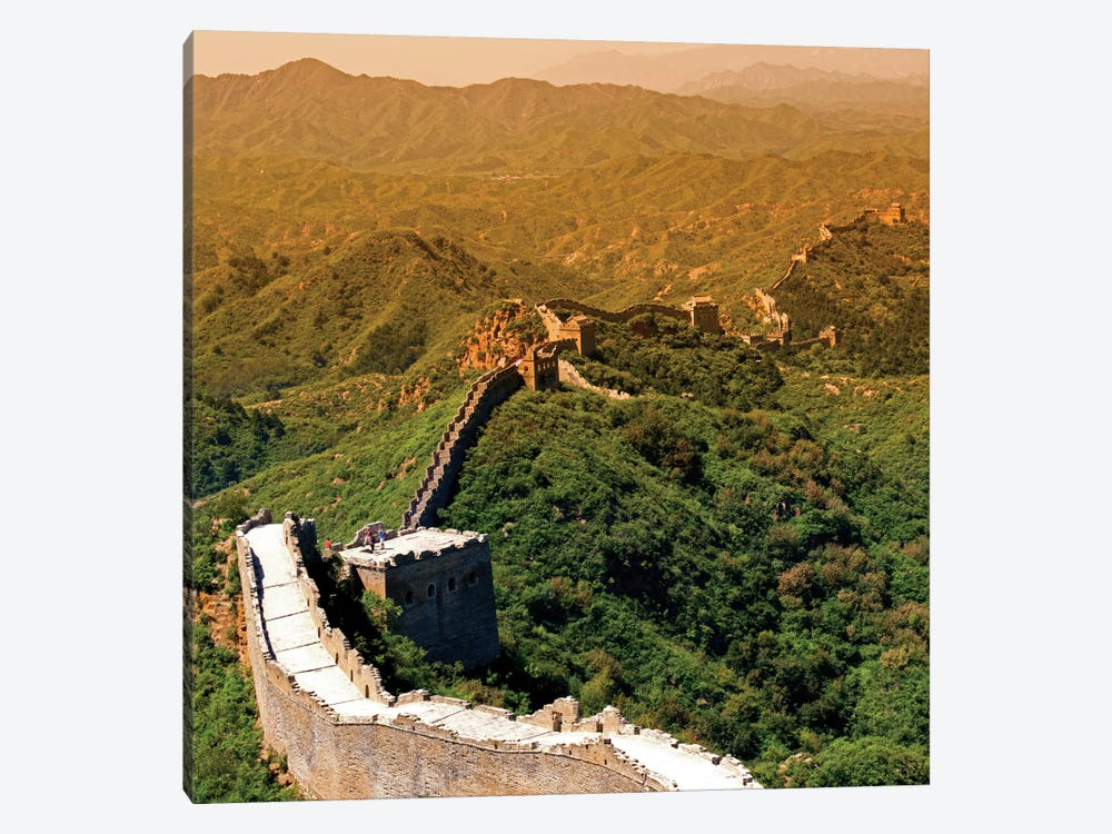 Great Wall of China VII by Philippe Hugonnard 1-piece Art Print