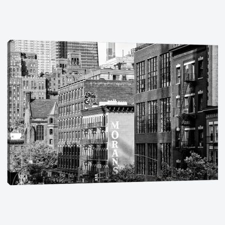 High Line Buildings Canvas Print #PHD1236} by Philippe Hugonnard Art Print
