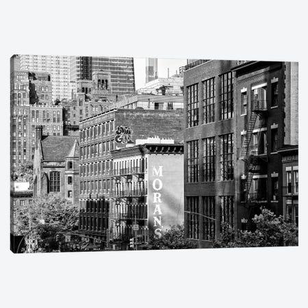 High Line Buildings Canvas Print #PHD1236} by Philippe Hugonnard Art Print