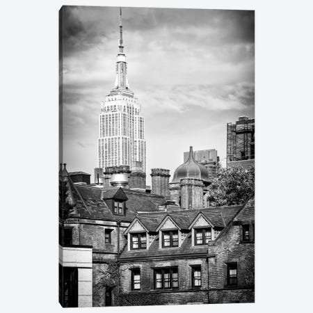 Empire State Building Canvas Print #PHD1240} by Philippe Hugonnard Canvas Print