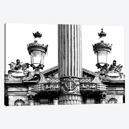Paris Architecture I 3-Piece Canvas #PHD124} by Philippe Hugonnard Canvas Wall Art