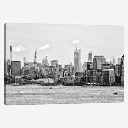 Skyline New York City Canvas Print #PHD1268} by Philippe Hugonnard Canvas Art Print