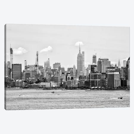 Skyline New York City Canvas Print #PHD1268} by Philippe Hugonnard Canvas Art Print