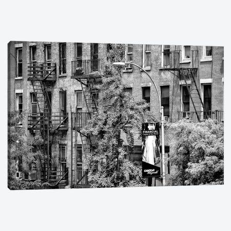 Building Facade New York Canvas Print #PHD1269} by Philippe Hugonnard Canvas Print