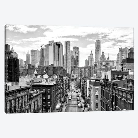 Financial District Canvas Print #PHD1273} by Philippe Hugonnard Canvas Art