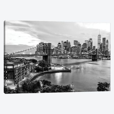 End Of The Night Canvas Print #PHD1279} by Philippe Hugonnard Canvas Art