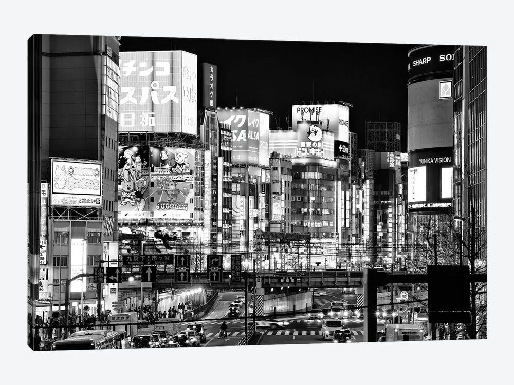 Shinjuku Tokyo by Philippe Hugonnard 1-piece Canvas Art Print
