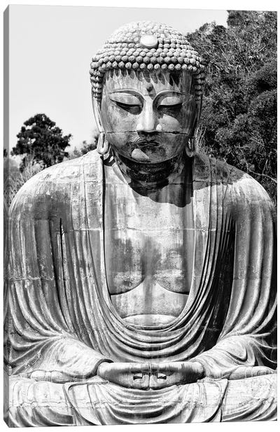 Great Buddha Canvas Art Print