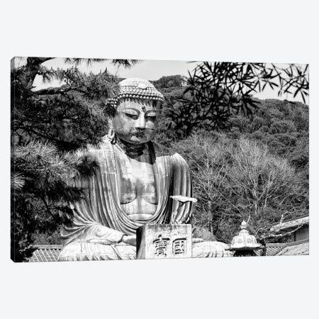 The Great Buddha Canvas Print #PHD1285} by Philippe Hugonnard Canvas Wall Art