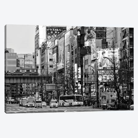 Tokyo Akihabara Canvas Print #PHD1287} by Philippe Hugonnard Canvas Art