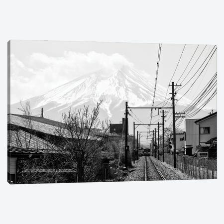 On The Way To Mt. Fuji Canvas Print #PHD1288} by Philippe Hugonnard Art Print