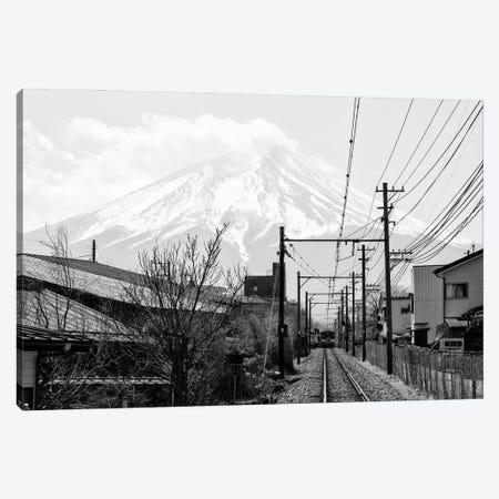 On The Way To Mt. Fuji Canvas Print #PHD1288} by Philippe Hugonnard Art Print