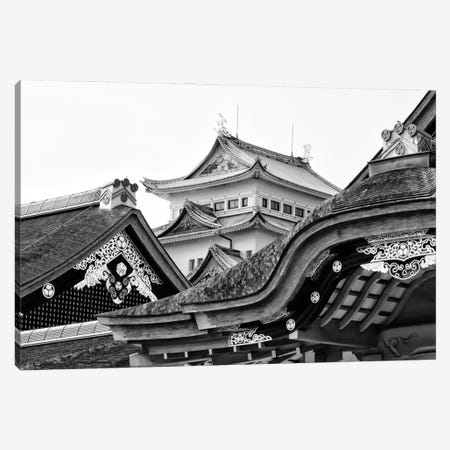 Nagoya Castle Canvas Print #PHD1290} by Philippe Hugonnard Canvas Wall Art
